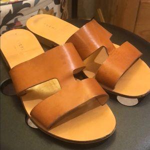Everlane Gladiator Slides